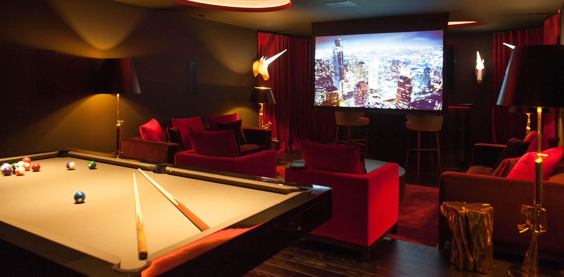 Villa Neo entertainment facilities