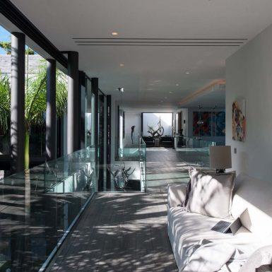 Villa Neo Upstairs Seating