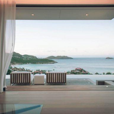 Villa Neo Master Suite View