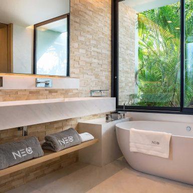 Villa Neo Guest Suite 1 Bathroom