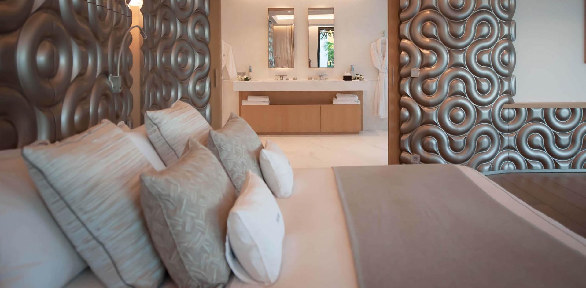 Villa Neo master bedroom sleep